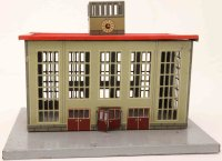 Distler Railway-Stations City train station #109, made of...