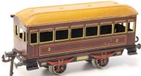 Distler Railway-Passenger Cars Passenger car #30H with...