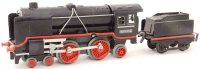 Distler Railway-Locomotives Clockwork steam locomotive...
