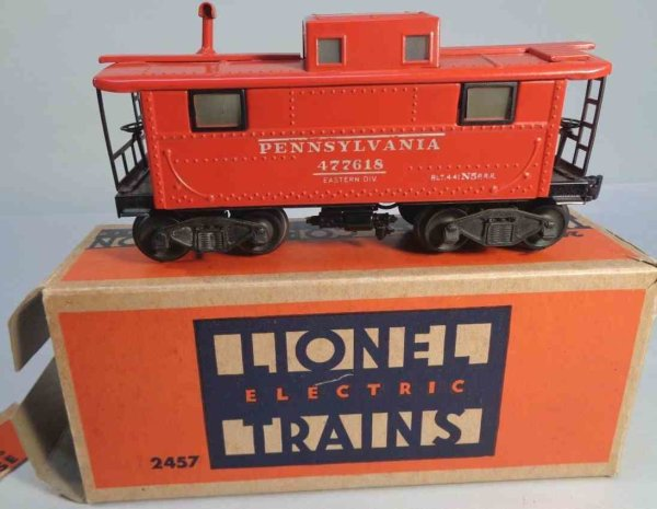Lionel Freight Wagons 2457