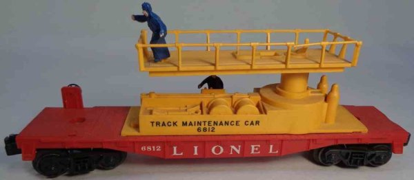 Lionel Freight Wagons 6812