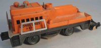 Lionel Railway-Freight Wagons Track cleaning car #3927...