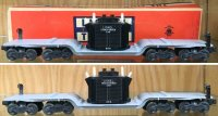 Lionel Railway-Freight Wagons Transformer Car #6518 with...