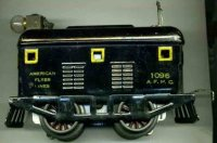 American Flyer Railway-Locomotives Box cab locomotive...