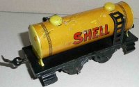 Schuhmann Adolf Railway-Freight Wagons Tank car #800/9...