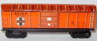 Distler Railway-Freight Wagons Box car car #521 with...