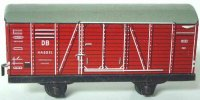 Distler Railway-Freight Wagons Box car  #526 with four...