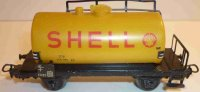 Maerklin Railway-Freight Wagons Mineral oil tank car...