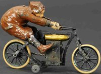 Guenthermann Tin-Motorcycles Racing motorcycle with...