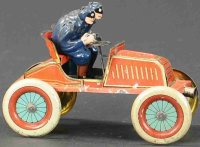 Issmayer Tin-Race-Cars Gordon Bennett style Renault...