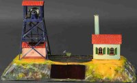 Bing Steam Toys-Drive Models Coal mine steam accessory....