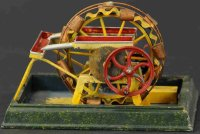 Unknown Steam Toys-Drive Models Water wheel steam...