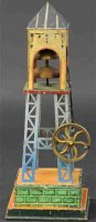 Unknown Steam Toys-Drive Models Bell tower steam...
