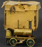 Plank Ernst Steam Engines-Mobile Lokomobile Locomotive...