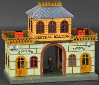 Maerklin Railway-Stations English Central railway station...