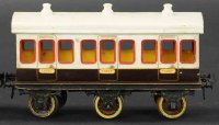Bing Railway-Passenger Cars Compartment car #16793/II...