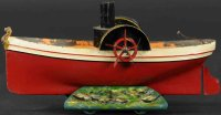 Uebelacker Tin-Ships A simple and elegant live steam...