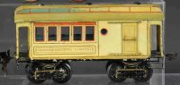 Maerklin Railway-Passenger Cars American baggage and...