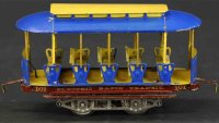 Lionel Tin-Trams Electric rapid transit #101.1 hand...