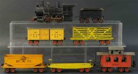 Carlisle & Finch Railway-Trains Freight train set,...