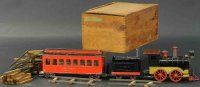 Weeden Railway-Trains Boxed dart set with original box....