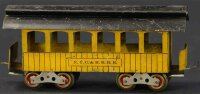 Howard Electric Novelty Company Railway-Passenger Cars...