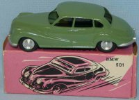 Maerklin Tin-Cars Car BMW 501 #8016 without drive in...