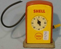 GAMA Tin-Toys Dispenser SHELL. Made of sheet metal,...