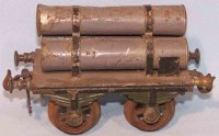 Carette Railway-Freight Wagons Gas tube car # 30/20/48...
