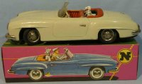JNF Neuhierl Tin-Cars Mercedes 190SL #84H with flywheel...