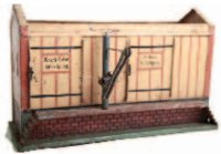 Rock & Graner Railway-Freight Station/Accessories Freight...
