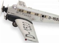 Maerklin Tine Ariplanes Low-wing aircraft #7727, Junkers...