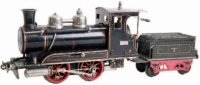 Maerklin Railway-Locomotives Spirit steam locomotive #R...