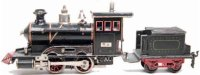 Maerklin Railway-Locomotives American spirit steam...