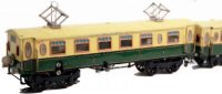 Maerklin Railway-Trains Dutch railcar train consisting of...