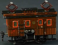 Maerklin Railway-Locomotives Gear train locomotive #S...