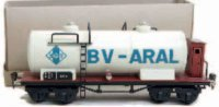 Maerklin Railway-Freight Wagons Tank car #1854/1with...