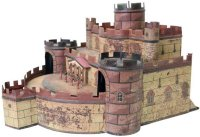 Maerklin Tin-Toys Fortress #1244 with musical box,...