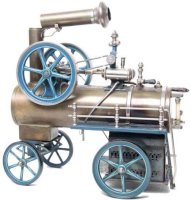 Maerklin Steam Engines-Mobile Lokomobile Mobile...