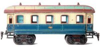 Maerklin Railway-Passenger Cars Imperial sleeping car...