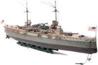Maerklin Tin-Ships Battleship #5127/9 New York  with...