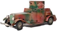 Maerklin Military-Vehicles Armored car #1108 in mimikry,...
