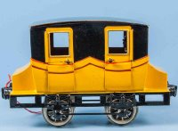 Maerklin Railway-Passenger Cars Passenger car  #1835/0 of...