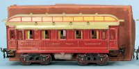 Maerklin Railway-Passenger Cars Sleeping car #1843/II...