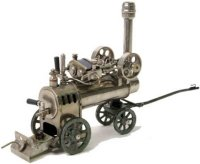 Maerklin Steam Engines-Mobile Lokomobile Mobile miniature...