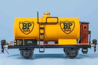 Maerklin Railway-Freight Wagons Tank car #1774/0 BP with...