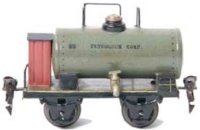 Maerklin Railway-Freight Wagons Petroleum car #1839/0...