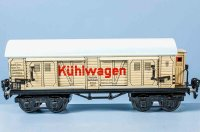 Maerklin Railway-Freight Wagons Refrigerated wagon...