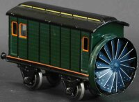 Maerklin Railway-Freight Wagons Snow plowing car #1890/1...