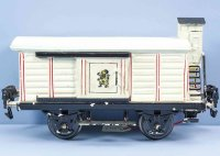Maerklin Railway-Freight Wagons Beer car #1988/0...